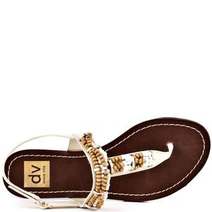 Dolce Vita Beaded Sandals